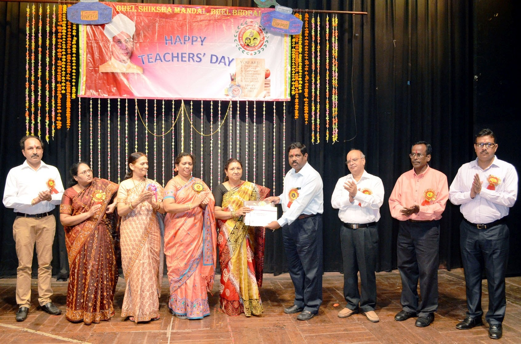 Teacher Day Celebration